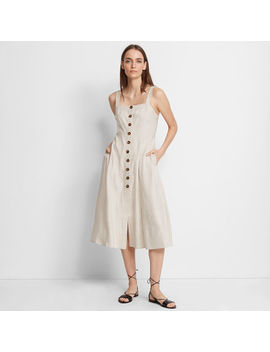 Piqua Linen Dress by Club Monaco