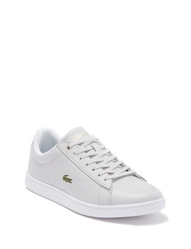 Hydez 119 Leather Sneaker by Lacoste