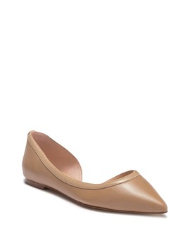 Rena Leather D'orsay Flat by Sam Edelman