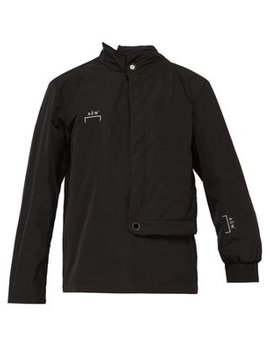 Panelled High Neck Technical Jacket by A Cold Wall*