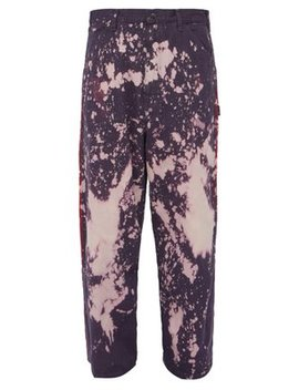 Acid Wash Jeans by Needles