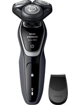 5100 Wet/Dry Electric Shaver   Charcoal Grey/Pike White by Philips Norelco