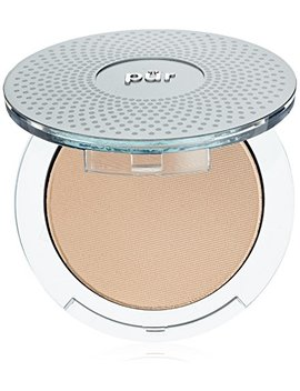 PÜr 4 In 1 Pressed Mineral Makeup Foundation With Skincare Ingredients In Light, 0.28 Ounce by Purcosmetics