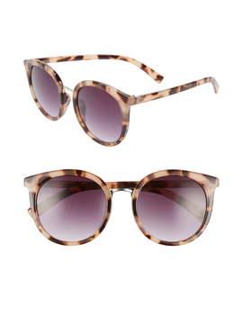53mm Round Sunglasses by Bp.