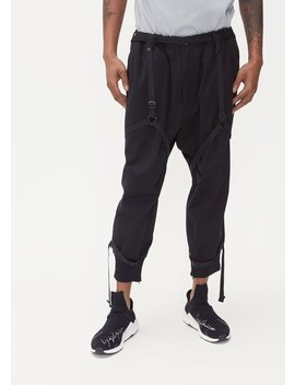 Parachute Cropped Pant by Y 3