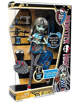 Monster High Frankie Stein Doll Home Ick Playset by Monster High