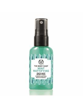The Body Shop Mint Mattifying Face Mist, 2 Fl Oz (Vegan) by The Body Shop