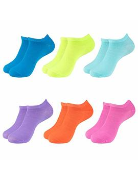 Women's Low Cut No Show Socks, 18, 12 And 6 Value Pack, Sock Size 9–11, Shoe Size 4–10.5 by Hot Feet