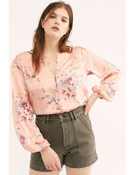 Talia Top by Love Shack Fancy