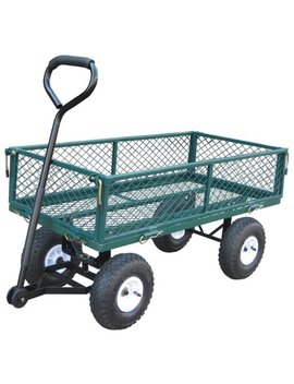 Garden Cart   Green/Black by Bond