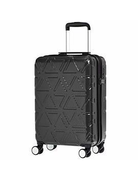 Amazon Basics Pyramid Luggage Spinner With Tsa Lock, 20 Inch Carry On by Amazon Basics