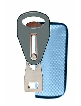The Easylock   The Lightweight, Easy To Install, Super Strong Temporary Door Lock. (Silver) by The Easy Lock