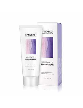 Banobagi Milk Thistle Repair Cream 50ml 1.69 Fl.Oz For Stressed And Sensitive Skin by Banobagi