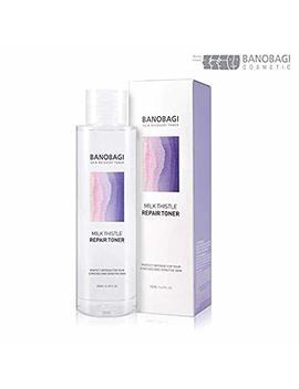 Banobagi Milk Thistle Repair Toner 200 Ml 6.67 Fl.Oz For Stressed And Sensitive Skin by Banobagi