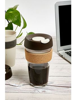 Keep Cup Brew Large Almond Reusable 454ml Cup by Keep Cup