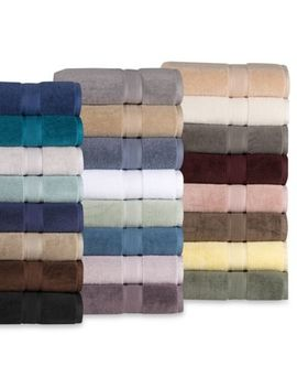 Wamsutta® Icon Pima Cott® Bath Towel Collection by Bed Bath And Beyond