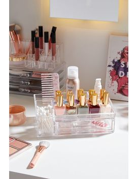 Acrylic Makeup Organizer by Bino