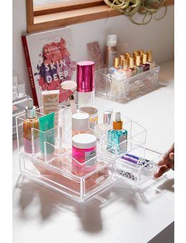Acrylic Mega Makeup Organizer by Bino