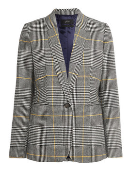 Parke Prince Of Wales Checked Tweed Blazer by J.Crew