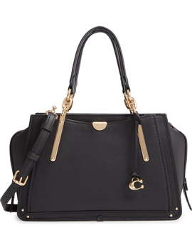 Dreamer Leather Bag by Coach