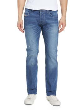 Safado Slim Straight Leg Jeans by Diesel®