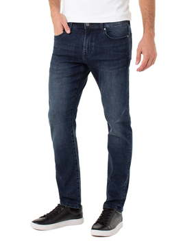 Kingston Slim Straight Leg Jeans by Liverpool