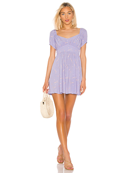 Clementine Bonne Mini Dress by Auguste