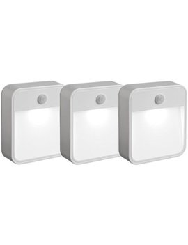 Mr Beams Wireless Motion Sensing Led Stick Anywhere Night Lights 3 Pack by Mr Beams