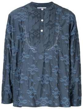 Printed Button Up Shirt by Kiko Kostadinov