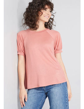 Get Chill Short Sleeve Pullover by Modcloth