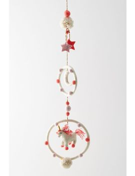 Unicorn Mobile by Anthropologie