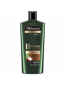 Tre Semmé Botanique Shampoo, Nourish & Replenish, 22 Oz by Tresemme Sh Cd