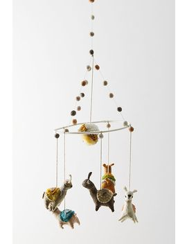 Llama Mobile by Anthropologie