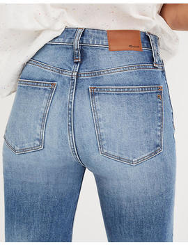 Skinny Flare Jeans In Kenwick Wash by Madewell