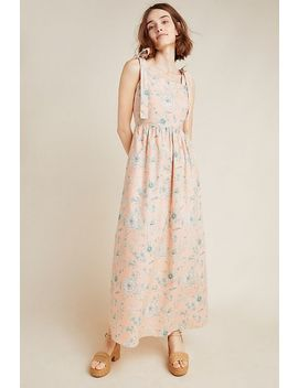 Makenna Floral Maxi Dress by Gal Meets Glam
