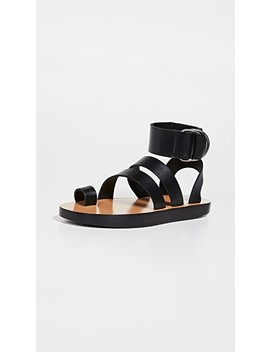 Baby Toe Ring Sandals by Iro