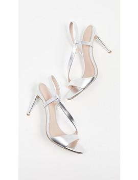 Nina Asymetrical Sandals by Rachel Zoe