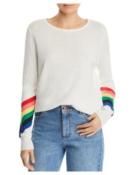 Rainbow Sleeve Sweater   100% Exclusive by Aqua