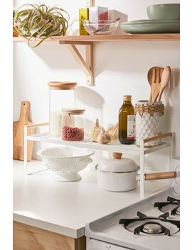 Metal Kitchen Shelf by Yamazaki