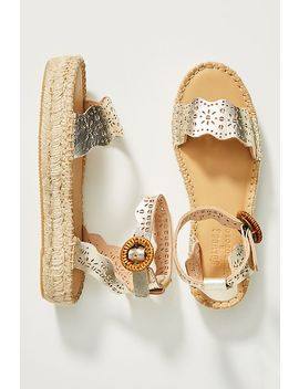 Soludos X Anthropologie Cadiz Espadrille Sandals by Soludos