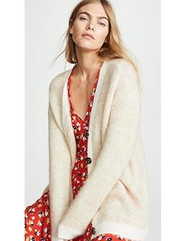 Soft Wool Knit Sweater by Ganni