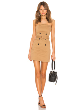 Robyn Strapless Mini Dress by Superdown