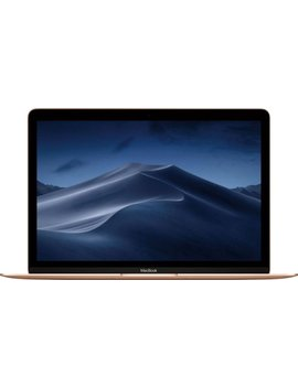 "Mac Book 12"" Retina Display   Intel Core M3   8 Gb Memory   256 Gb Flash Storage (Latest Model)   Gold by Apple"