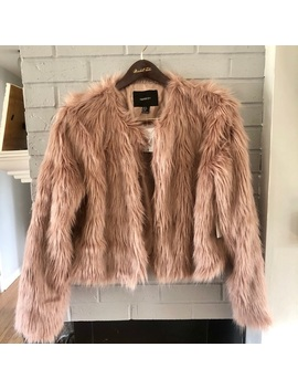 Nwt Forever 21 Faux Fur Jacket by Forever 21