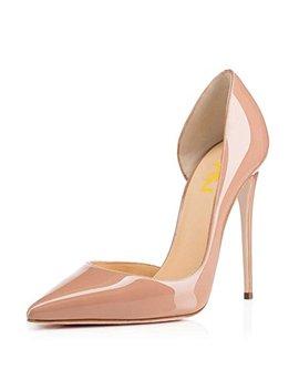 Fsj Women Formal Dress Shoes Pointed Toe D'orsay High Heels Sexy Stiletto Pumps Size 4 15 Us by Fsj