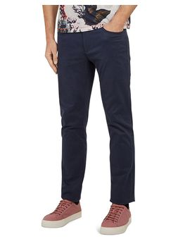 Indonis Slim Fit 5 Pocket Trousers by Ted Baker