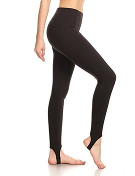 Shosho Womens Yoga Leggings Tummy Control Sports Pants Stretchy Activewear Bottoms by Sho Sho