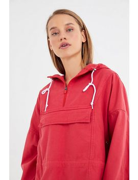 Uo Classic Hooded Anorak Jacket by Urban Outfitters
