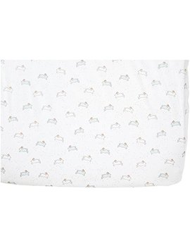 Pehr Tiny Bunny Crib Sheet by Pehr