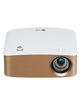 Lg Electronics Ph150 G Led Projector With Bluetooth Sound, Screen Share And Built In Battery (2016 Model) by Lg